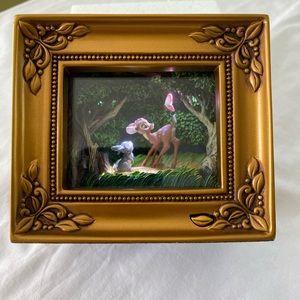 Disney Gallery of Light Bambi with Thumper NIB